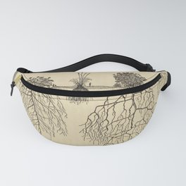Botanical Roots Fanny Pack