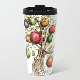 Exotic Tree Travel Mug