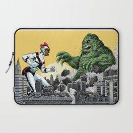 Kaiju Battle Laptop Sleeve