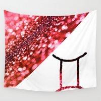 gemini Wall Tapestries featuring Gemini by haroulita