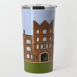 Cambridge struggles: Jesus College Travel Mug