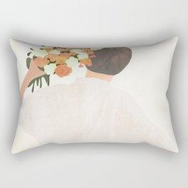 Floral Gift Rectangular Pillow