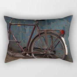 Lockjaw Rectangular Pillow