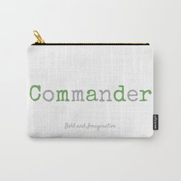 Commander Carry-All Pouch
