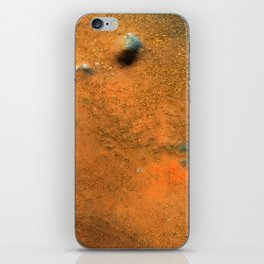 Eternal Well Close Up Photo Original Abstract Painting iPhone Skin