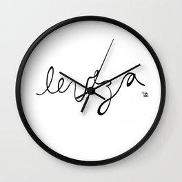 Leveza Wall Clock