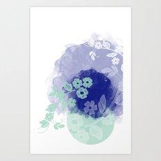 ball design Art Print