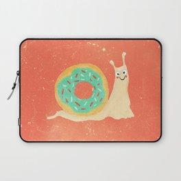 Donut snail Laptop Sleeve