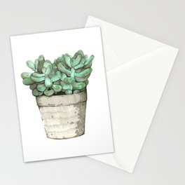 Plant no.3 Stationery Cards