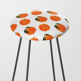 Peach Harvest Counter Stool