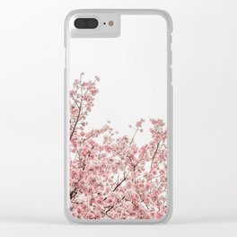 spring time #society6 #decor #buyart Clear iPhone Case