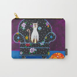 Cats Just Wanna Have Fun! Carry-All Pouch
