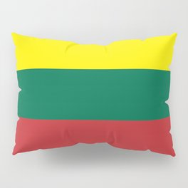 Lithuania Flag Pillow Sham
