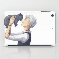 jem iPad Cases featuring Jem and Church by taratjah