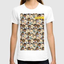 Clubes Aventureros, Conquistadores y Guías Mayores T-shirt
