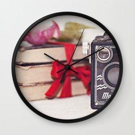 The Marksman Wall Clock