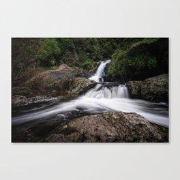 Kaiate Falls, Bay of Plenty Canvas Print