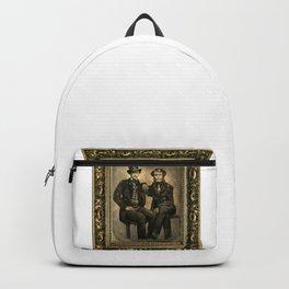 Two Daguerreotype Bros Backpack