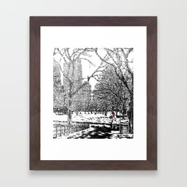 If You Really Want to Hear About It... Framed Art Print