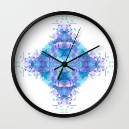 Soft butterfly Wall Clock