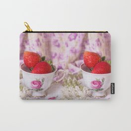 Strawberry time Carry-All Pouch