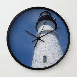 Light Tower Wall Clock