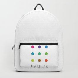 Made By Dyslexia Backpack