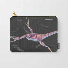 Microraptor Gui Muscle Study Carry-All Pouch