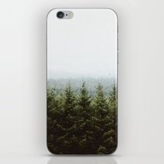Beyond The Pines iPhone Skin