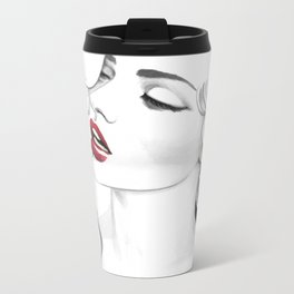 """Ginta"" Metal Travel Mug"