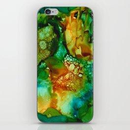 Emerald Impressions iPhone Skin