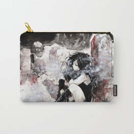 Graveyard Mange Carry-All Pouch