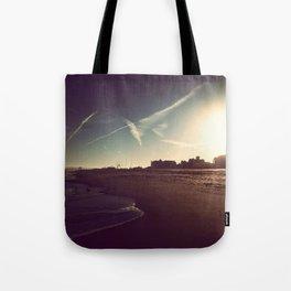 Ocean City Beach Tote Bag