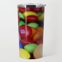 S for Skittles Travel Mug