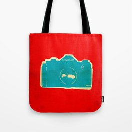 Cam-on Photo Tote Bag