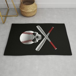 Phantom Ballplayer Rug