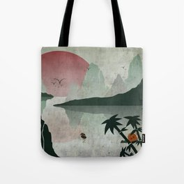 Two Of Seven Tote Bag