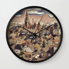 The Chapels Wall Clock