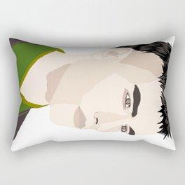 all star Rectangular Pillow