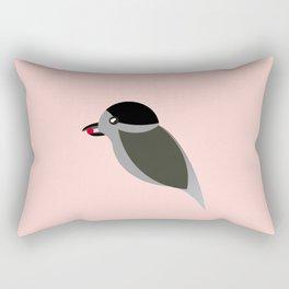 blackcap Rectangular Pillow