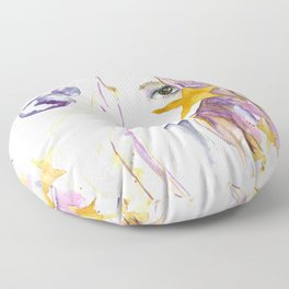 Universe Boho Floor Pillow