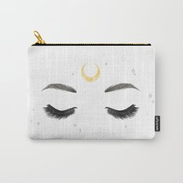 Hello Princess, Sailor Moon makeup quote, Magical Girls Bedroom Carry-All Pouch