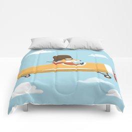 Mr. Fox is Flying Comforters