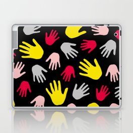 Hand Print 02 Laptop & iPad Skin