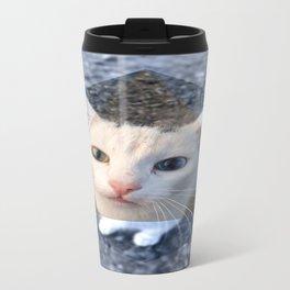 METRIC CAT Travel Mug