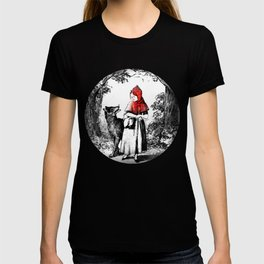 Hey there little red riding hood T-shirt