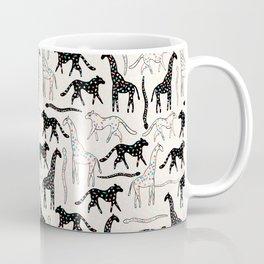 Safari Confetti Party Coffee Mug