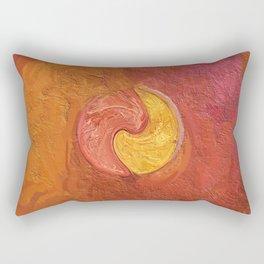 Abstract Mandala 257 Rectangular Pillow