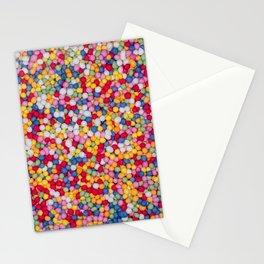 Hundreds and thousands Stationery Cards