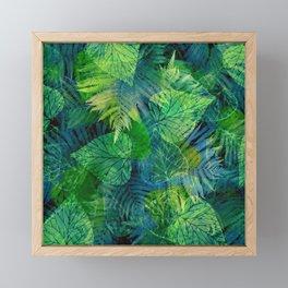 Forest Flora 8 Framed Mini Art Print
